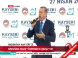 Erdoğan Kayseride Toplu Açılış Töreninde Konuştu online video izle