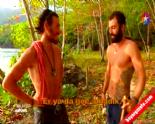 Survivor - Turabi Çamkıran ve Akın Saatçi Barıştı (27 Nisan 2014)