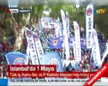 Türk-İş, Kamu-Sen, ve İşçi Partisi Kadıköy'de Miting Yapıyor (İstanbul 1 Mayıs Kutlamaları)