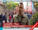 DİSK Önünden Halaskargazi'ye Çıkan Yollar Kapalı - 1 Mayıs 2014