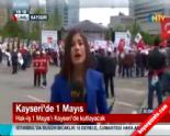 HAK-İŞ 1 Mayıs'ı Kayseri'de Kutluyor (1 Mayıs 2014 İşçi Ve Dayanışma Günü)