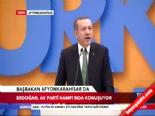 Başbakan Erdoğan: MHP Geometriden Anlasaydı Paralellerle İş Tutmazdı