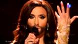 Eurovision 2014 Kazananı:Rise Like A Phoenix şarkısı ile transeksüel Conchita Wurst izle,dinle(eurovision winner 2014 Austria)  online video izle