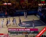 Real Madrid Barcelona: 100-62 Basketbol Maç Özeti - 16 Mayıs 2014