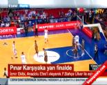 Pınar Karşıyaka Anadolu Efes: 73-67 Basketbol Maç Özeti (19 Mayıs 2014)  online video izle