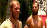 Survivor 2014 - Ödül Oyununda Oynamayan Tolga Karel Ünlüler ve Gönüllüler Takımı'nı Birbirine Düşürdü (26 Mayıs 2014)