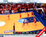 Galatasaray Banvit: 76-71 Basketbol Play-Off Yarı Final 3. Maç Özeti (28 Mayıs 2014)