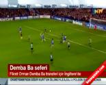 Beşiktaş Transfer Haberleri-Listesi (Demba Ba) 29 Mayıs 2014