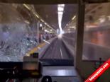 Tren İstasyonunda Korkunç İntihar