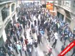 Taksim'de Toplanan Göstericilere Polis Müdahale Etti online video izle