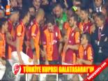Ziraat Türkiye Kupası Galatasaray Kaptanı Sabri Sarıoğluna Verildi