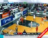 Beşiktaş İntegral Forex Banvit: 73-60 Basketbol Maç Özeti (7 Mayıs 2014)