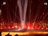 Conchita Wurst 2014 Eurovision'da Finale Kaldı