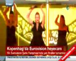 Eurovision 2014 Kopenhag İlk Yarı Finali Yapıldı