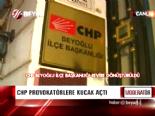 CHP provokatörlere böyle kucak açtı! online video izle