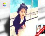 Show TV Gülben - Işın Karaca'nın Kızı Sasha Mia'nın Birbirinden Şirin Görüntüleri