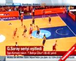 Galatasaray L.H Fenerbahçe Ülker: 88-82 Final Serisi 4. Maç Özeti (10 Haziran 2014)