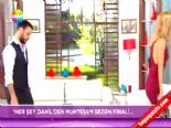 Her Şey Dahil - Alişan ile Çağla Şikel canlı yayında futbol oynarsa...