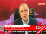 Ünal Aysal: Fenerbahçe Maçına Çıkmayacağız online video izle