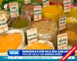 Ramazan Ayına Sayılı Günler Kala Gıdalara Büyük Zam!