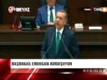 Başbakan Erdoğan: Cemaat, CHP ve MHP ile İşlerini Görünce Sırtından Hancerleyecek