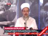 Prof. Dr. Mehmet Görmez: Mülteciler Bizim Kardeşlerimizdir!