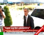 Trabzonspor'dan ''Aziz Yıldırım'' Açıklaması: Ligden Çekiliriz  online video izle