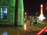 İzmir'de İlk Teravih Namazı Kılındı