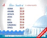 30 Haziran 2014-İftar Vakitleri-İftar Saati (Ankara-İstanbul-Antalya-İzmir İçin İftar Vakti)