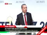 Cumhurbaşkanı Adayı Erdoğan Fatiha'nın Türkçesini Okudu