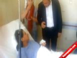 Balkondan Atlayan Hamile Kadın Hastanede Görüntülendi  online video izle