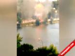 LPG'li Araç Bomba Gibi Patladı  online video izle