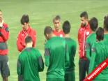 Bursaspor Chikhura Maçına Hazır