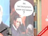 Başbakan'ın Mitinginde Hakan Şükür Pankartı  online video izle