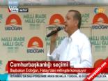Başbakan Erdoğan Hatay Mitinginde Konuştu