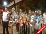 Anadolu Gençlik Derneği'nden İsrail Protestosu  online video izle