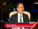 Melih Gökçek: Ekmeleddin İhsanoğlu Gaf Üstüne Gaf Yapıyor  online video izle