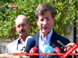 Ahmet Davutoğlu, Kerry ile Görüşmesini Anlattı  online video izle