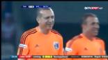 Başakşehir Stadı'nın Açılış Maçında Başbakan Recep Tayyip Erdoğan 3 Gol Birden Attı .. İşte Başbakan'nın Attığı Goller  online video izle