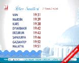 25 Temmuz 2014 İftar Saati - Bugün İçin İftar Vakti (İstanbul-Ankara-İzmir-Antalyaİçin İftar Saati) İMSAKİYE online video izle