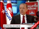 Erdoğan: Hakan Şükür Suç İşledi