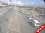 Erzincan'daki Trafik Kazaları Mobese'de  online video izle