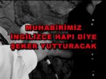 İngilizce Konuşturan Hap Şakası  online video izle
