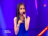 O Ses Türkiye Çoçuklar Zehra - Özge - Ece Zehra (Yaralı Şarkısı) Dinle  online video izle