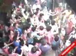 Antalyaspor Taraftarları GS Store'a Böyle Saldırdı