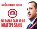 Recep Tayyip Erdoğan - AK Parti Büyük İstanbul Mitingi Ne Zaman, Nerede? (3 Ağustos 2014 Pazar) online video izle