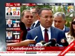 Bozdağ: Sandığa gitmeyenlerin çoğu AK Parti'li online video izle