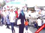 Cumhurbaşkanı Erdoğan İçin 15 Bin Kişiye Lokma Dağıtıldı  online video izle