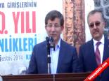 Dışişleri Bakanı Ahmet Davutoğlu, Fetih Yemeğine Katıldı online video izle
