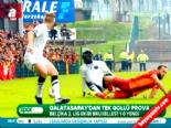 Galatasaray Hazırlık maçı geniş özeti (Galatasaray 1-0 RWS Bruxelles maçı Özet)